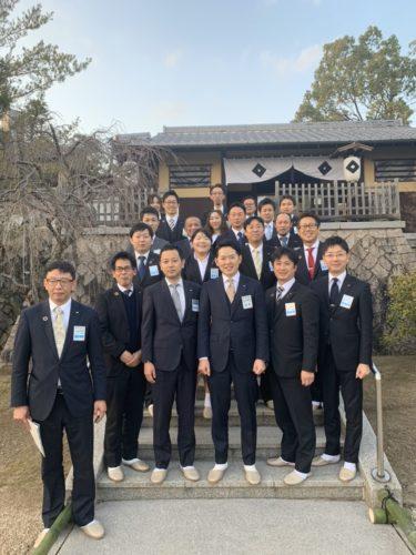 上田宗箇流主催「和風堂初釜」に参加して参りました。